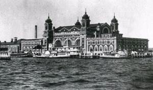 Ellis Island. Immigration. Coming to America.